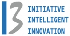 I3 – Initiative Intelligent Innovation Logo